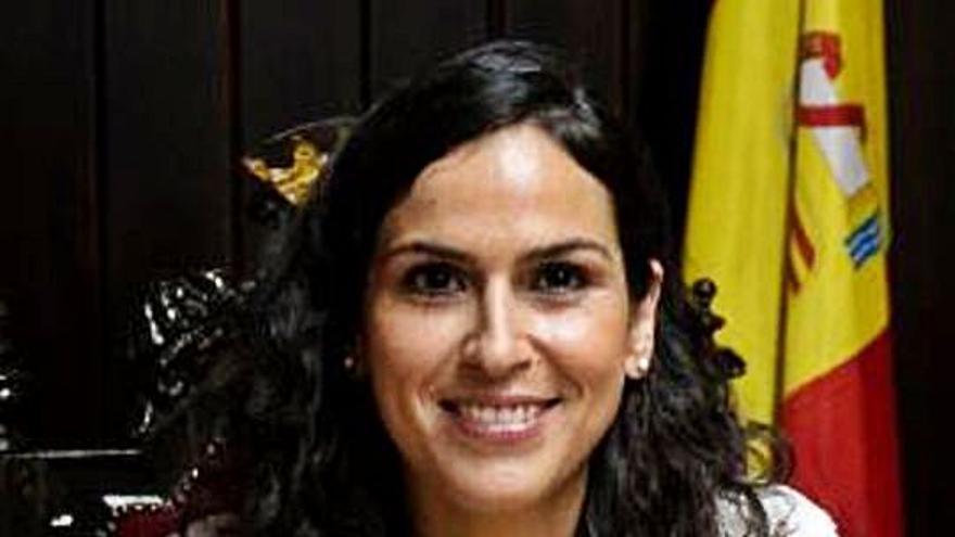 Desirée Benavides: «Desde el Consistorio reaccionamos ante el fuerte golpe de la crisis»
