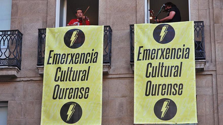 ¿Está Ourense en emergencia cultural?