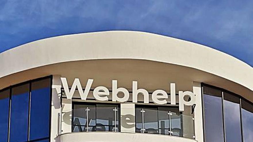 Webhelp encuentra el talento en Benalmádena
