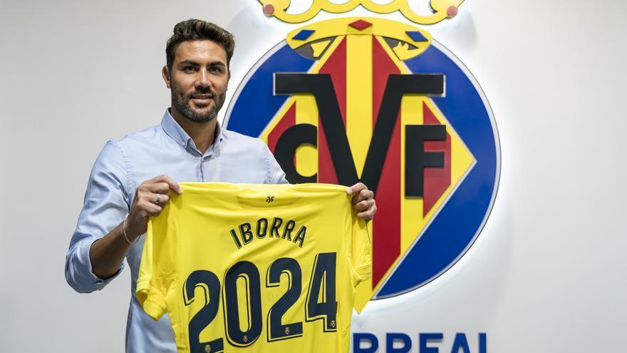 Iborra seguirá siendo capitán del Villarreal hasta 2024