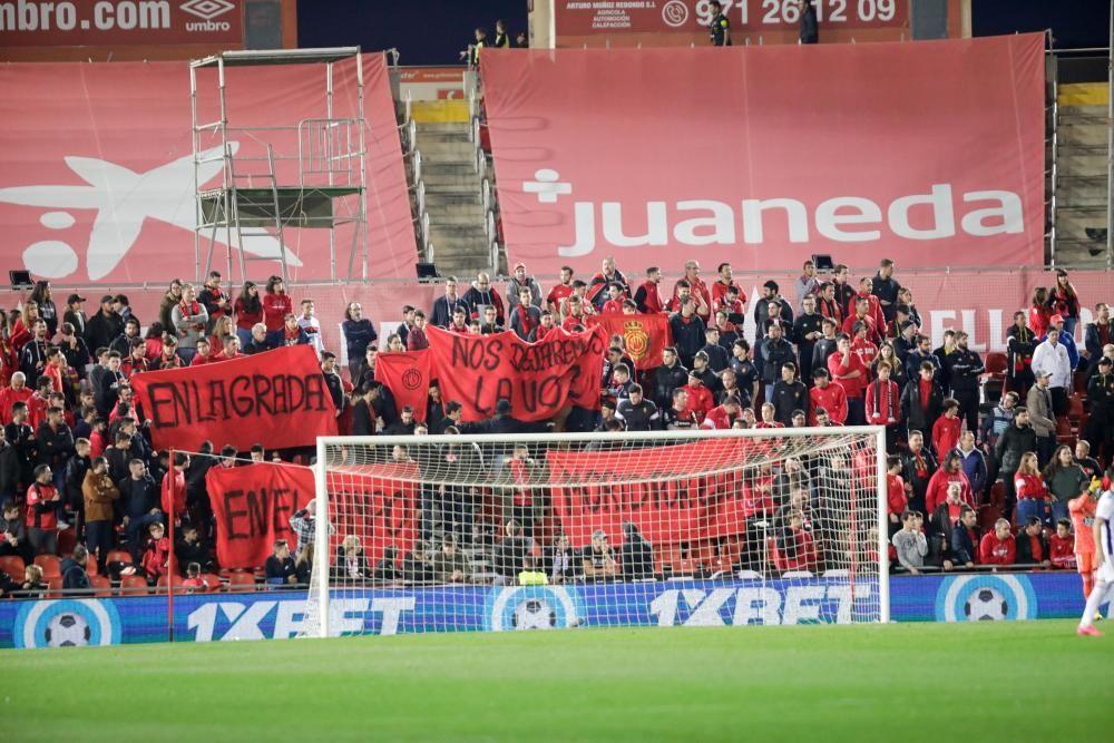 Mallorca - Valladolid