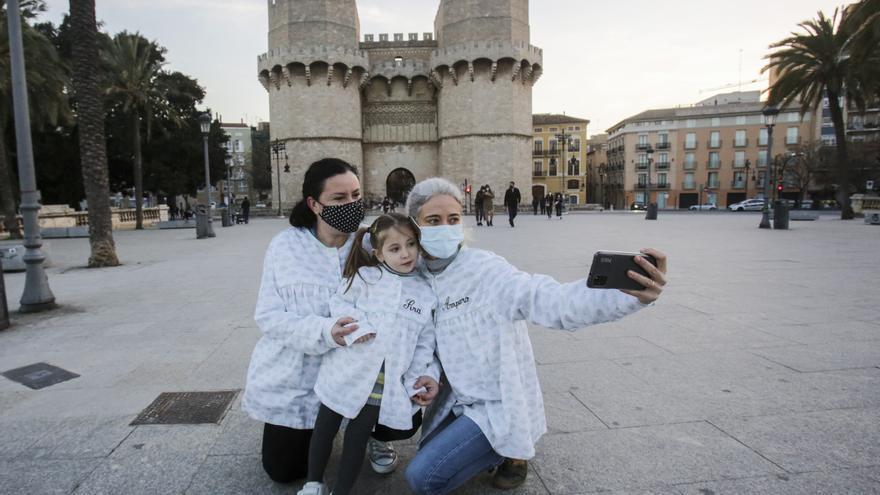 València triunfa en los selfis de Instagram