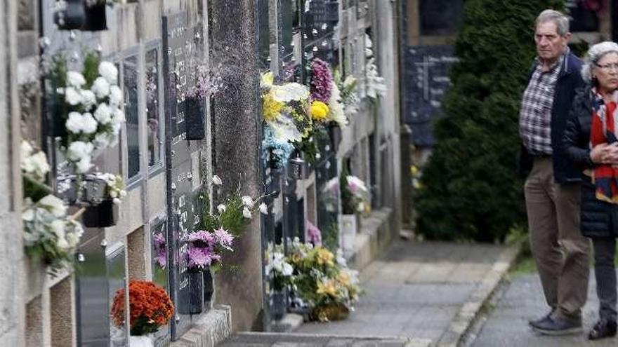 Los siete cementerios municipales: 29.000 nichos y una ocupación del 70%