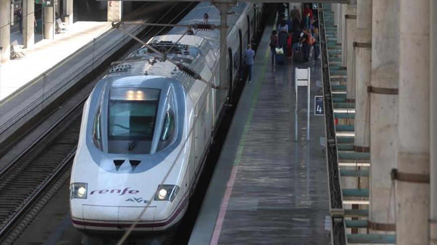 APTC pide la parada en Córdoba del AVE a Valencia que pasa de largo