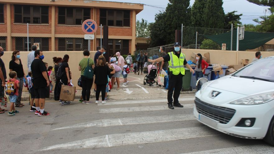 Balance de un mes de la vuelta al cole en Mallorca: Casos puntuales sin incidencia en la pandemia