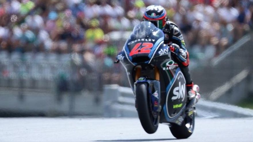 "Moto2: Bagnaia guanya ""in extremis"" al Red Bull Ring"