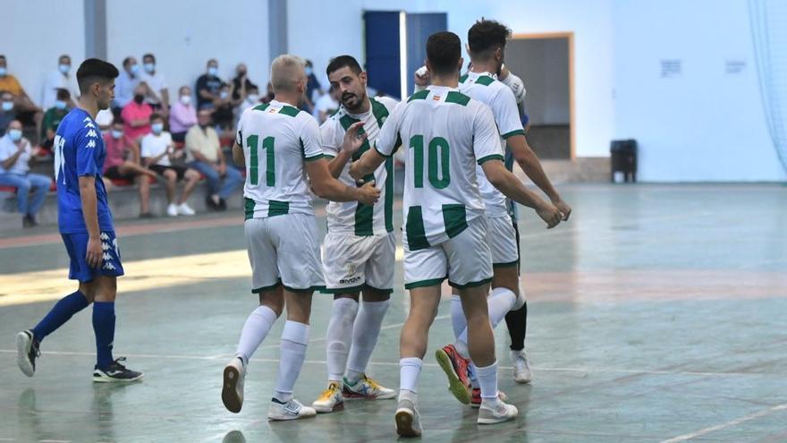 El Córdoba Futsal, a dar un paso más ante el África Ceutí