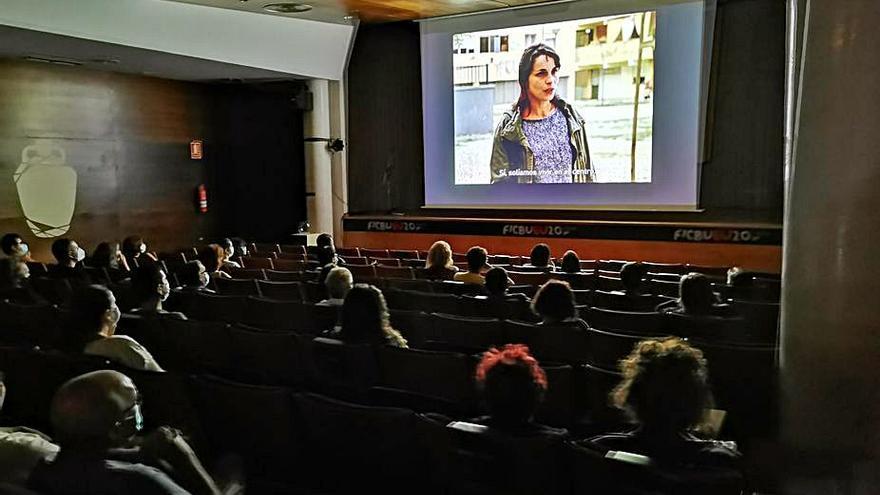 El Cineclub Bueu cancela las proyecciones hasta nuevo aviso por la alerta roja