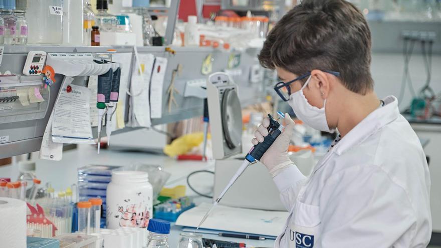 """La vacuna gallega contra el COVID: """"más barata y sin efectos secundarios"""""""