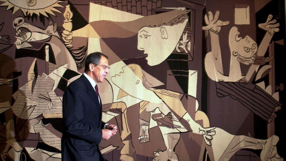 La ONU retira el tapiz del 'Guernica' de Picasso tras 35 años colgado en su sede de Nueva York