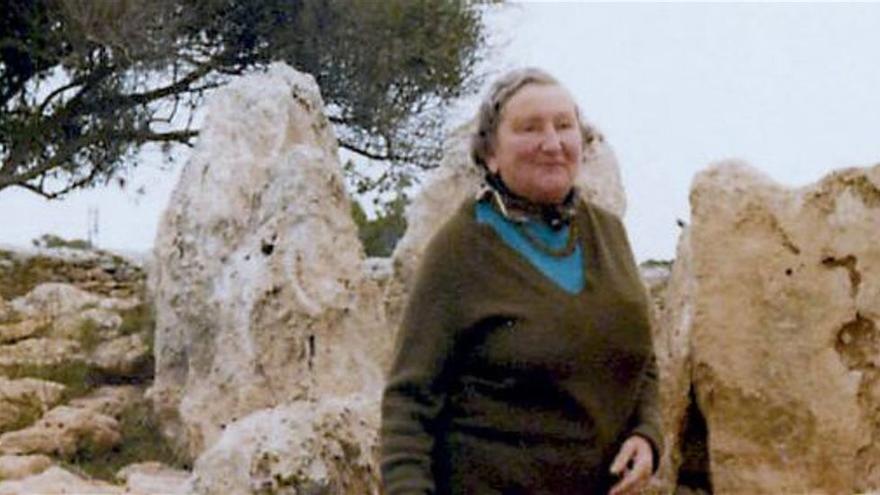 Cecilia Topp: la tía del embajador británico en España que fue arqueóloga en Ibiza