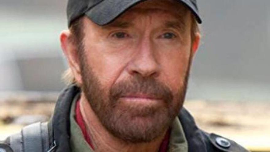 Chuck Norris aclara que no formó parte del asalto al Capitolio