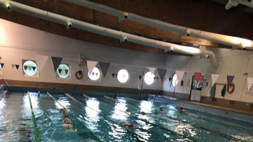 La concesionaria de la piscina de A Guarda pide una indemnización para no cerrar