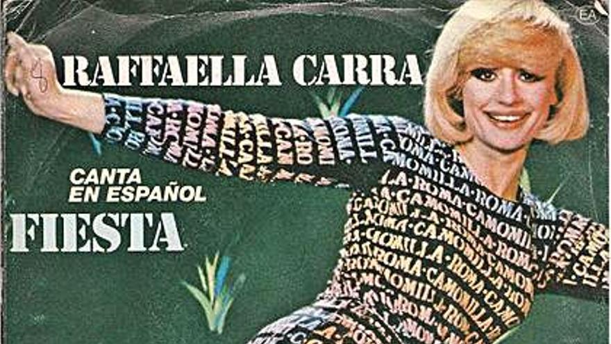Ciao, Raffaella!