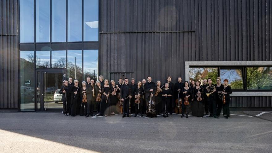 Orquesta Barroca de Friburgo. 37º Festival de Música de Canarias