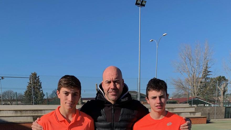 Benavente presenta su XVIII Torneo de Tenis de Verano