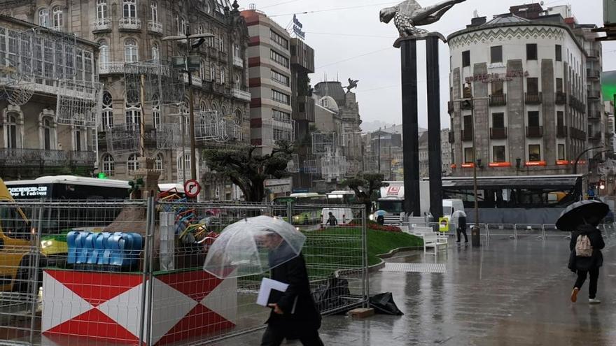 Vigo cancela la quema del meco y los conciertos