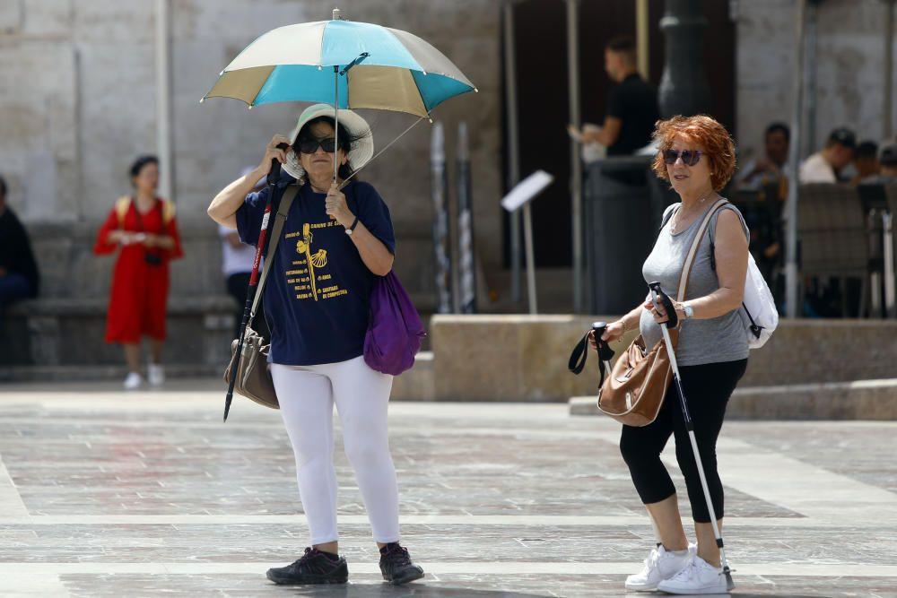 La Comunitat Valenciana se prepara para la primera ola de calor del verano
