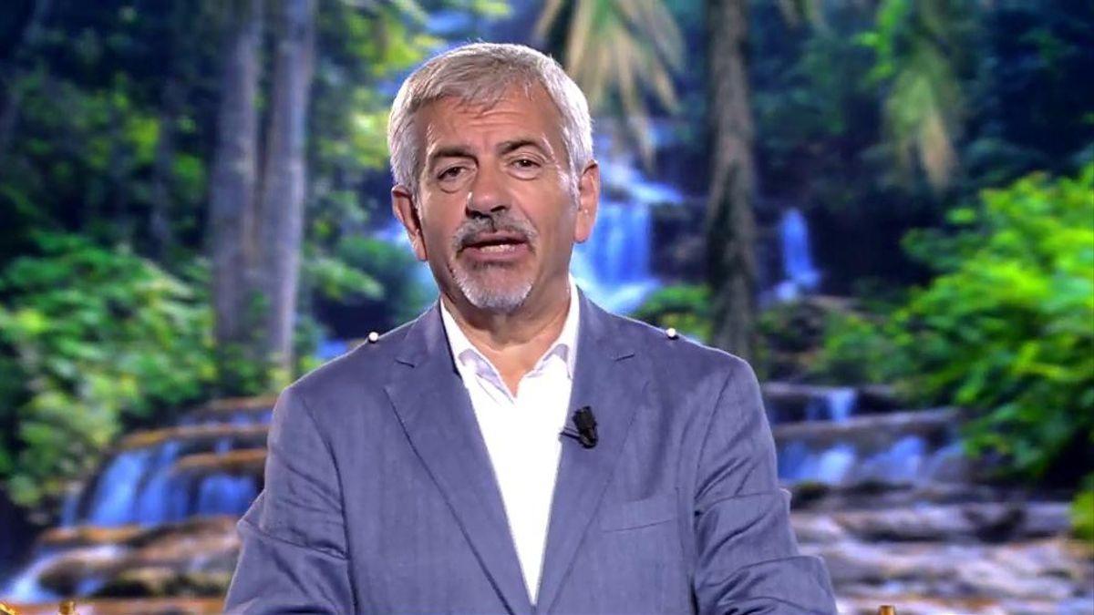 Carlos Sobera en 'Tierra de nadie'