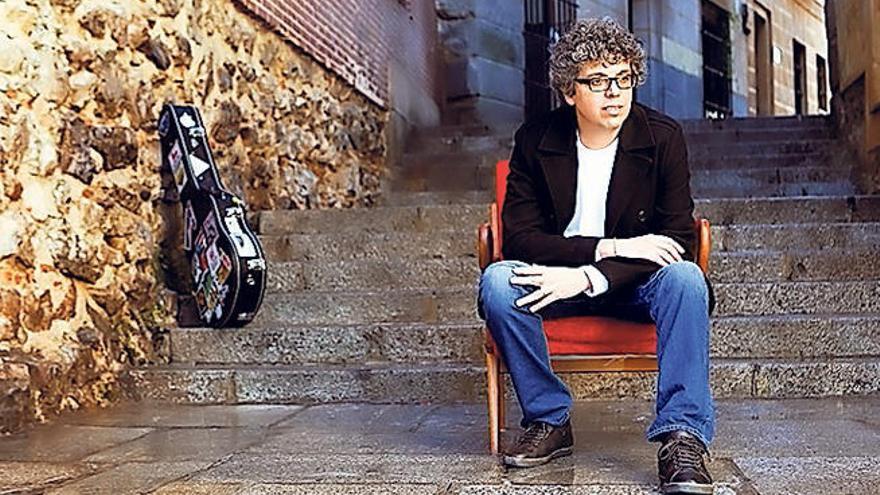 Pedro Guerra abre el ciclo de conciertos 'Ciccautor' el 29 de octubre