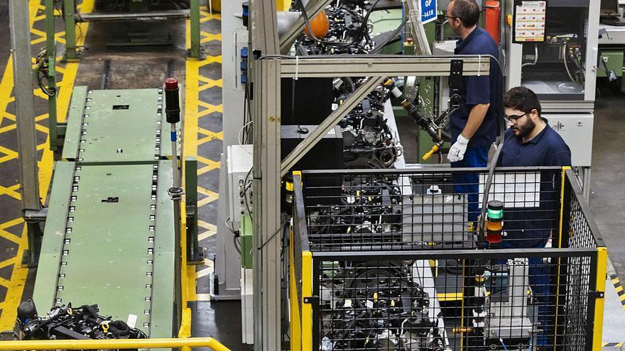 """Ford Almussafes plantea 630 despidos por una caída de ventas """"estructural"""""""