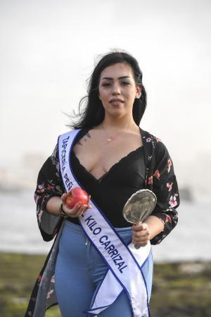 Candidata a Reina del Carnaval: Isabel Santana