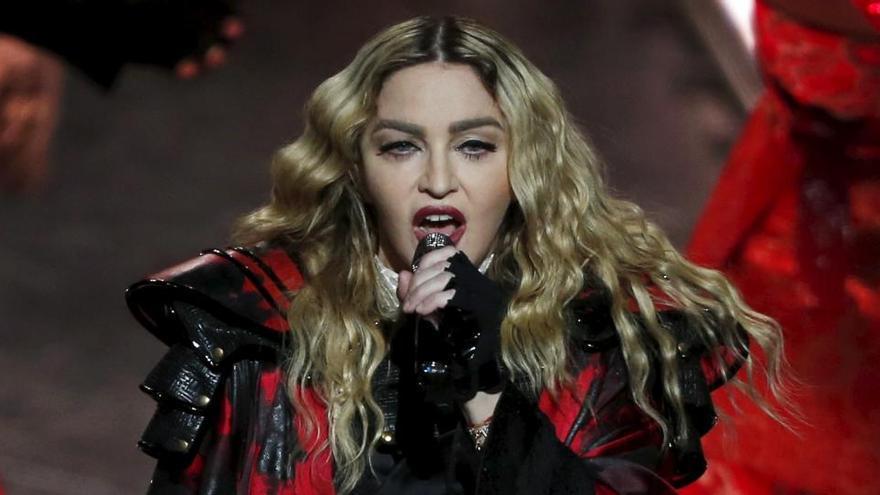 Madonna prepara una película sobre su carrera musical