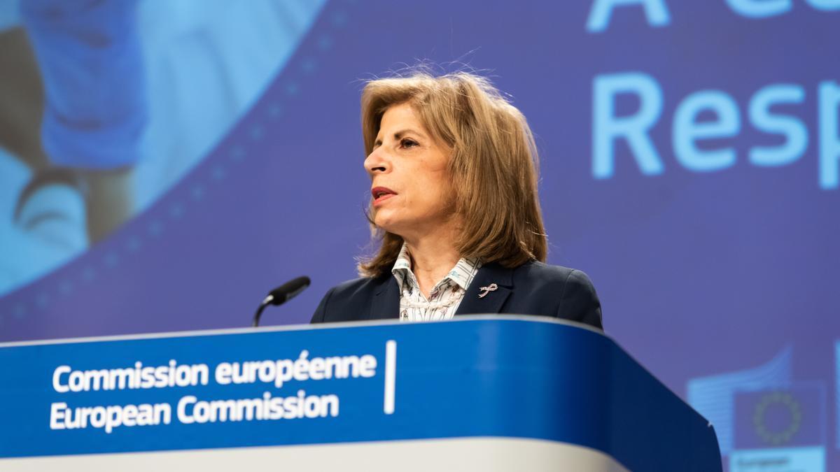 Stella Kyriakides.