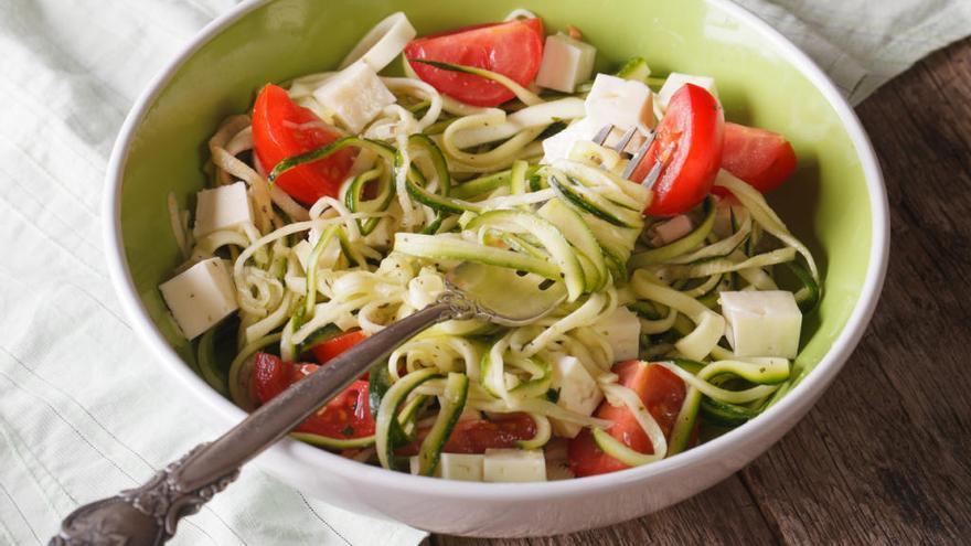 'Calabaguetis': Una receta fácil y sana