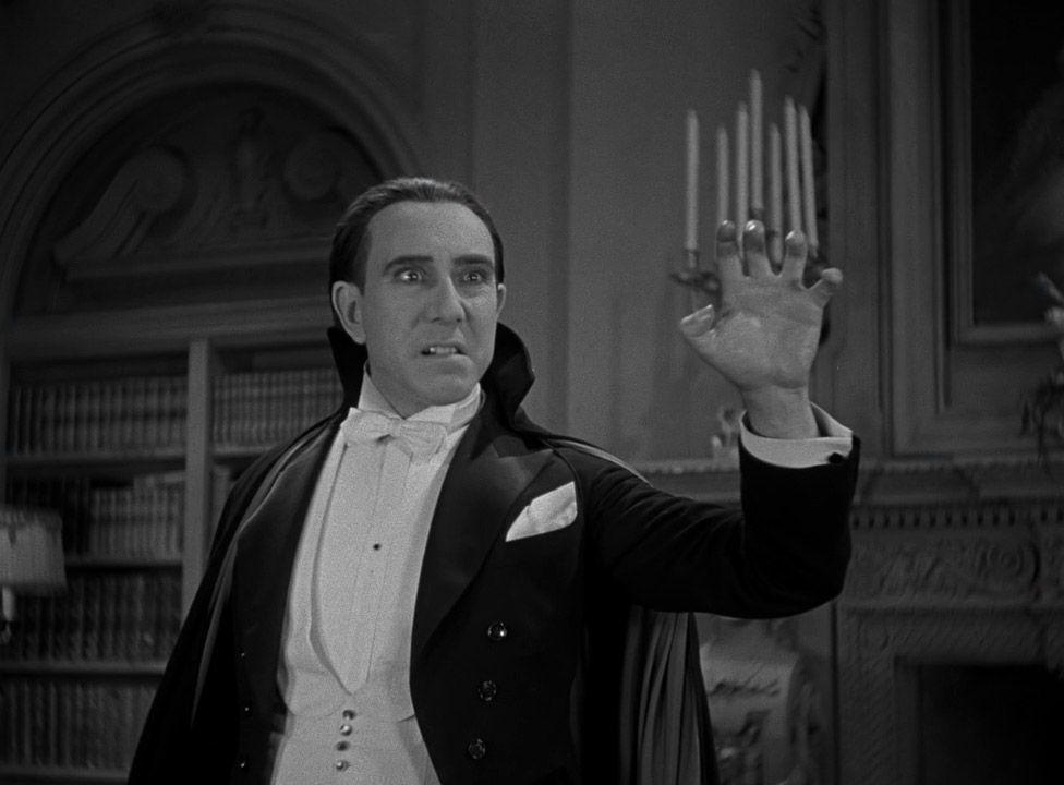 1931 El actor cordobés Carlos Villarías, conocido como el Drácula español.