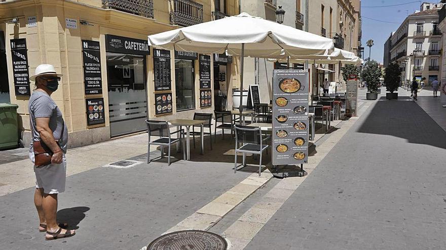 Los datos sitúan a la Comunitat Valenciana en el nivel 2 de alerta