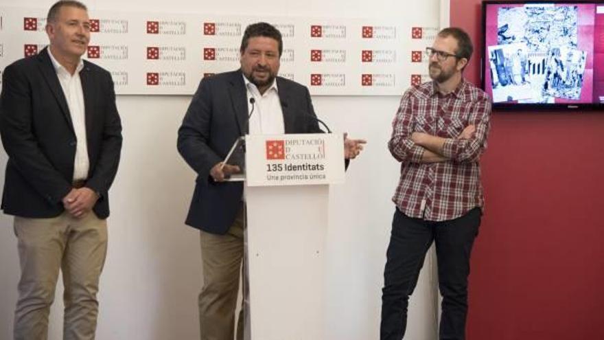 Experimento Stuka da a conocer el horror sufrido en el Guernica de Castelló