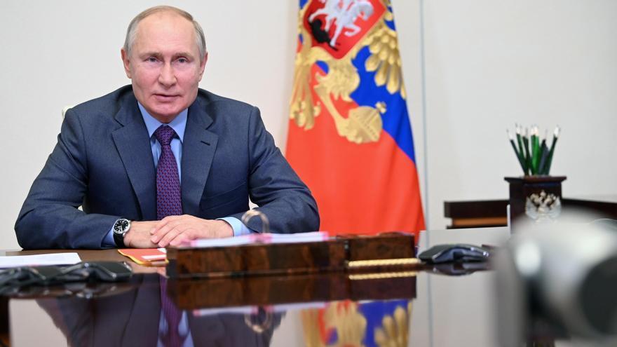 El partit de Putin lidera l'escrutini a les eleccions legislatives amb un 45% dels sufragis