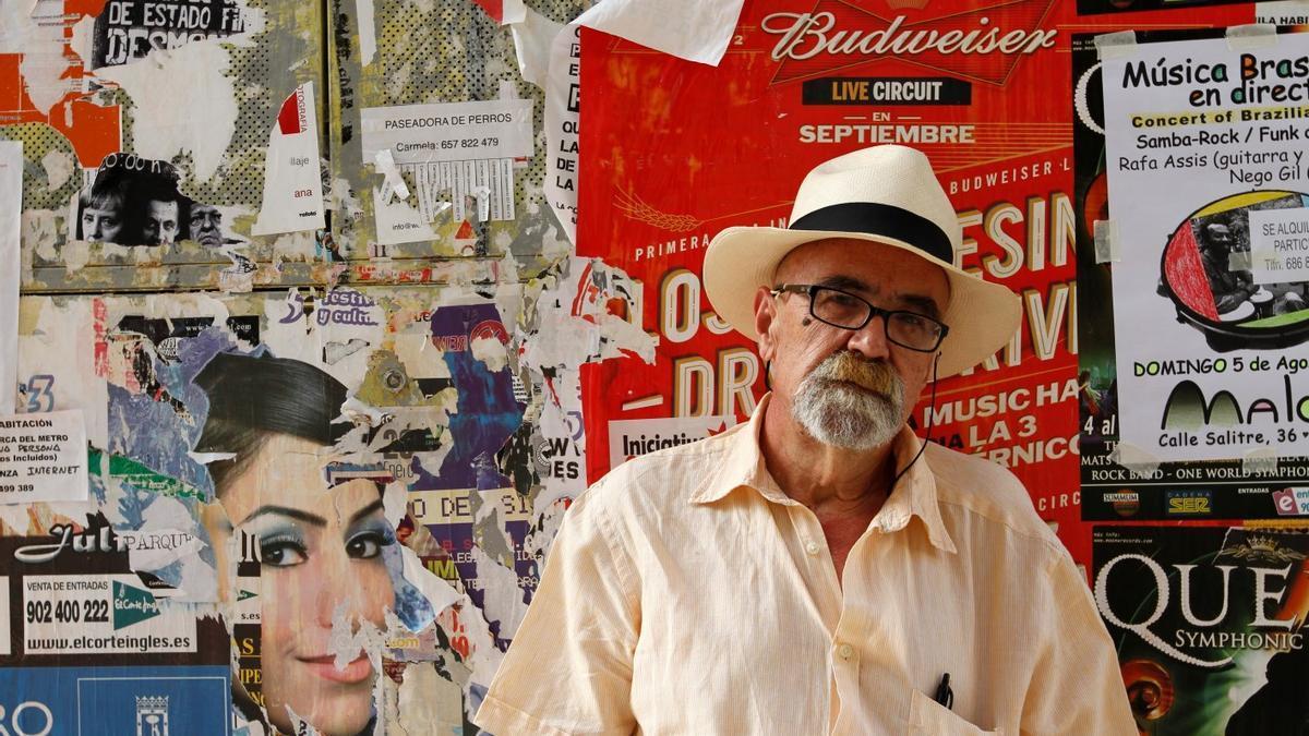 Gómez, ya jubilado, es una de las referencias del periodismo musical en España de las últimas cinco décadas.