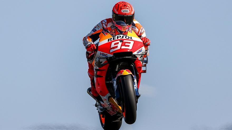 Así queda la parrilla de salida de MotoGP para el GP de Portugal