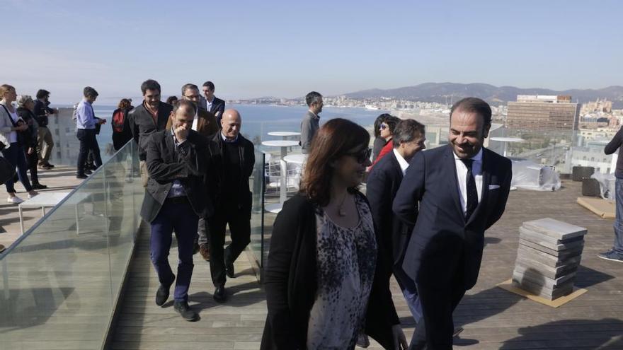 Palmas neuer Kongresspalast beherbergt bis Jahresende 14 Tagungen