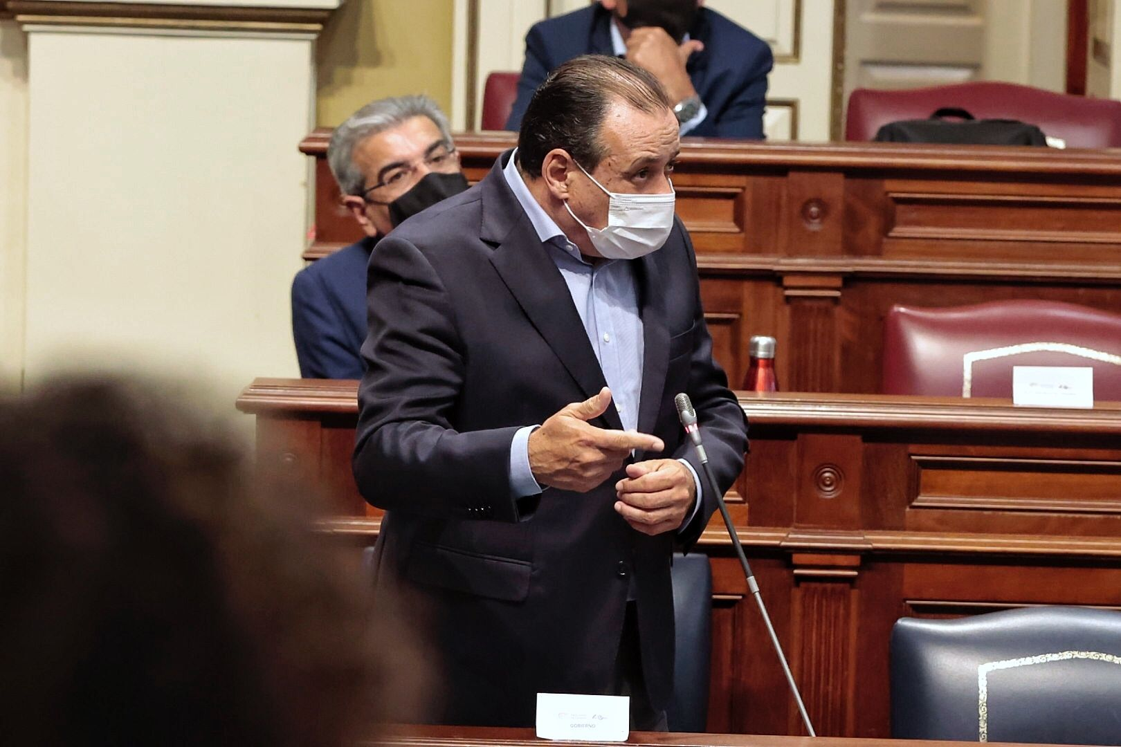 Pleno Parlamento