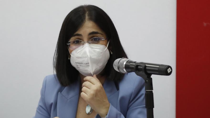 Carolina Darias informa sobre la reunión del Consejo Interterritorial del Sistema Nacional de Salud