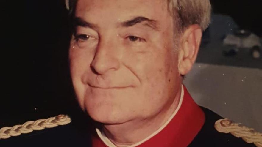 Fallece a los 86 años el coronel de la Guardia Civil Miguel Coll