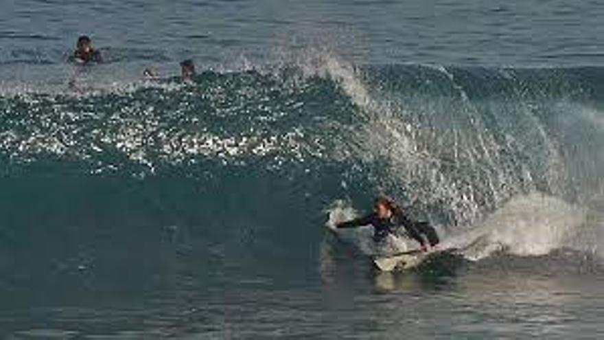 Las Palmas de Gran Canaria quiere que El Confital sea Reserva Mundial de Surfing
