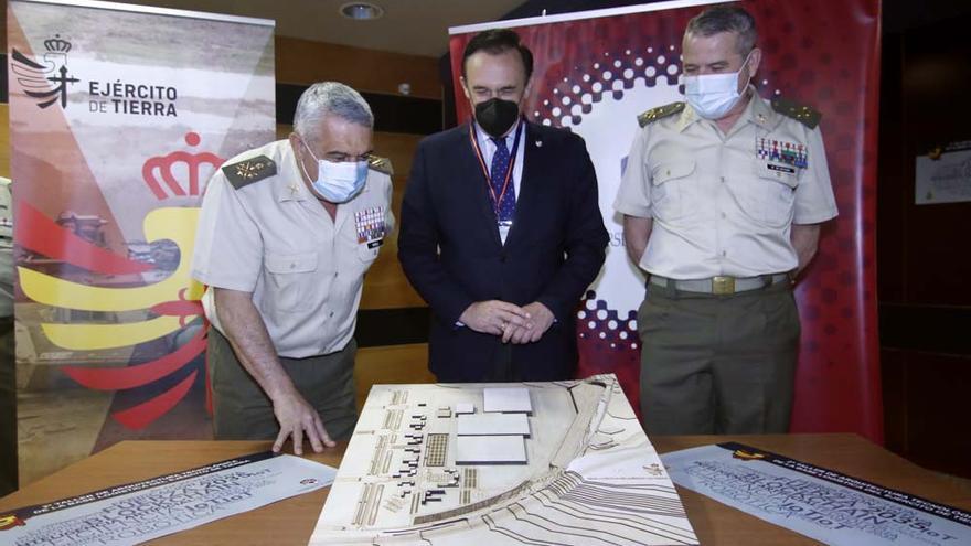 La base logística del Ejército de Córdoba se iniciará este año y será una realidad en 2026