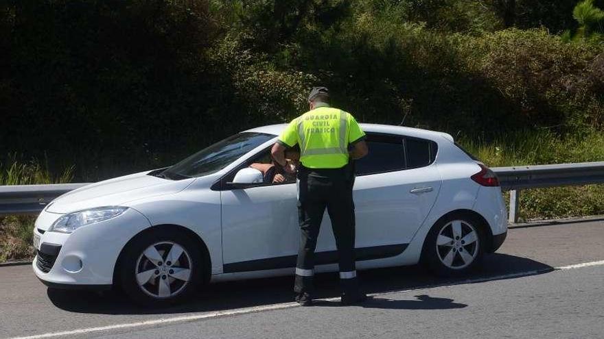 Un total de 86 conductores dieron positivo en alcohol y 23 en drogas tras la Festa da Auga