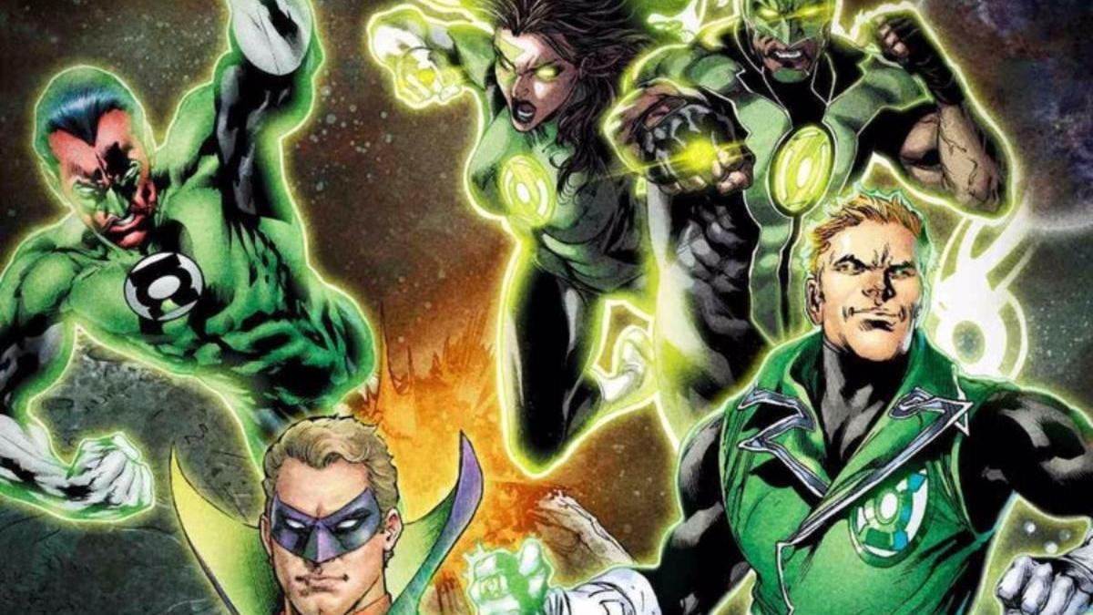 Las diferentes identidades de Linterna Verde.