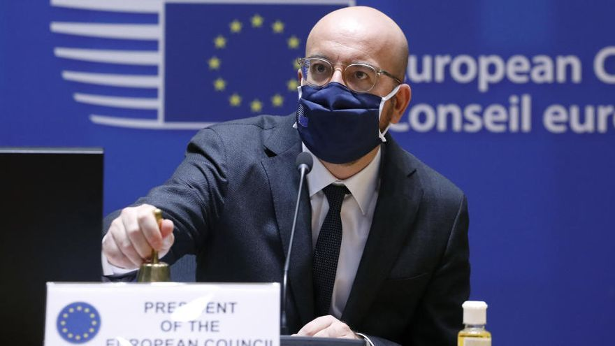 Acord entre els líders de la UE per desbloquejar el fons de recuperació de la covid-19 i el pressupost