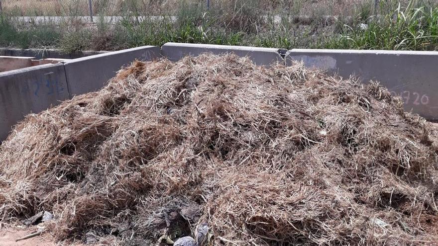 Un cursillo mostrará cómo convertir la paja de arroz en abono