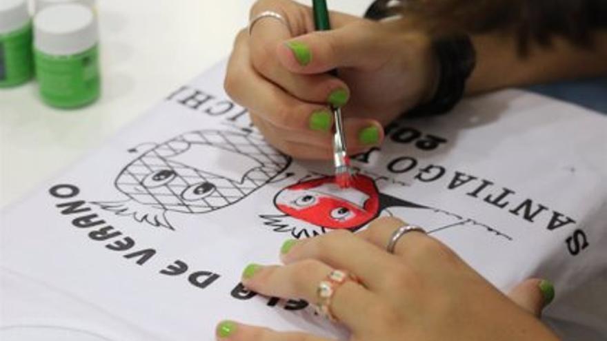 Sesenta menores comienzan las actividades en la escuela de verano de Santiago y Zaraíche