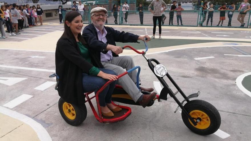 Cangas premia el trabajo de Pontevedra en seguridad vial y movilidad sostenible