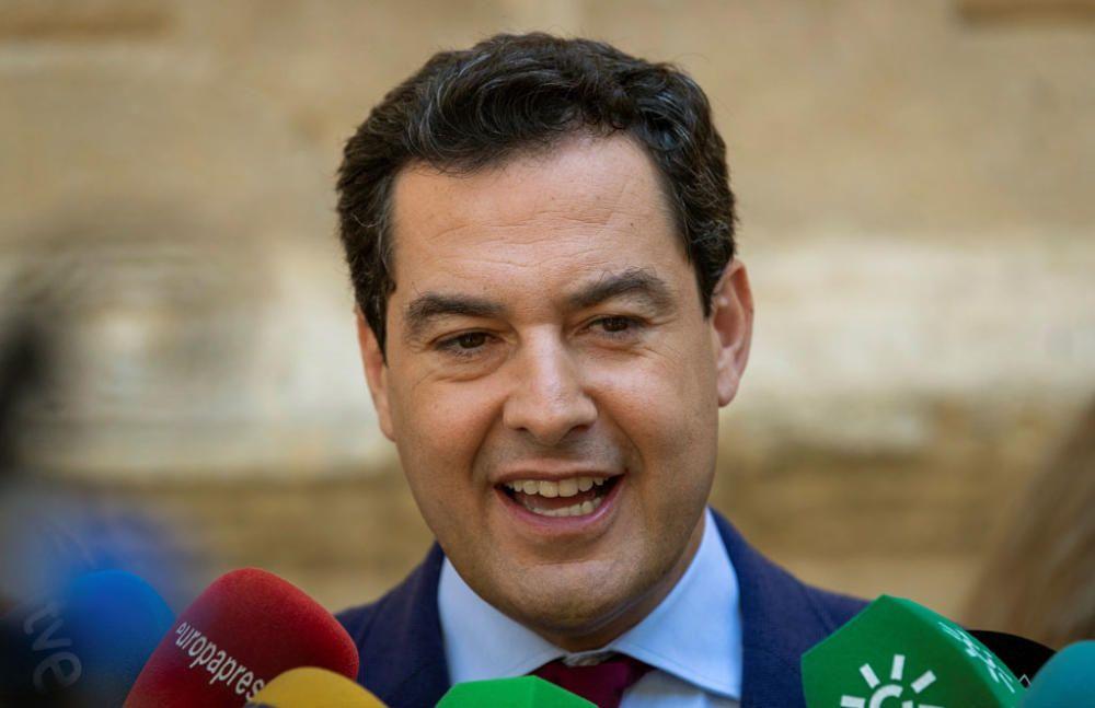 Moreno presume de estabilidad en Andalucía ...