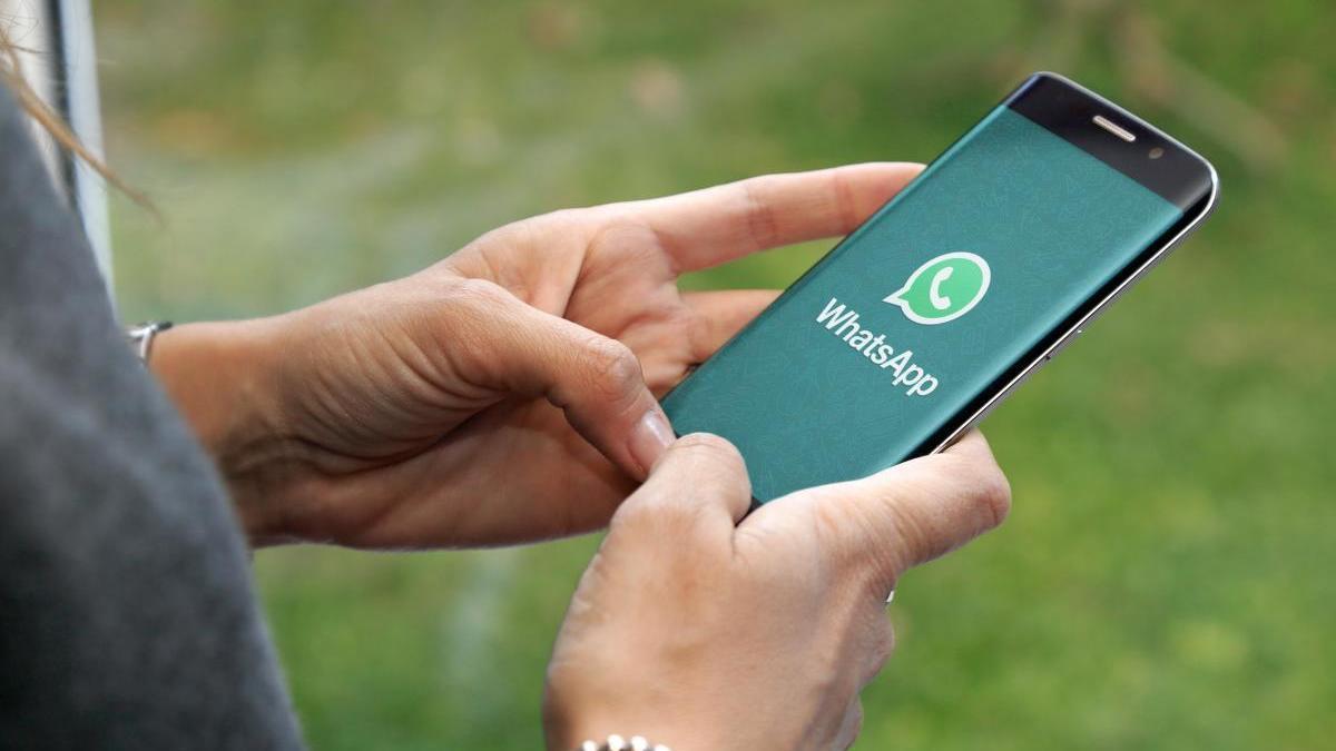 Una imagen de Whatsapp.