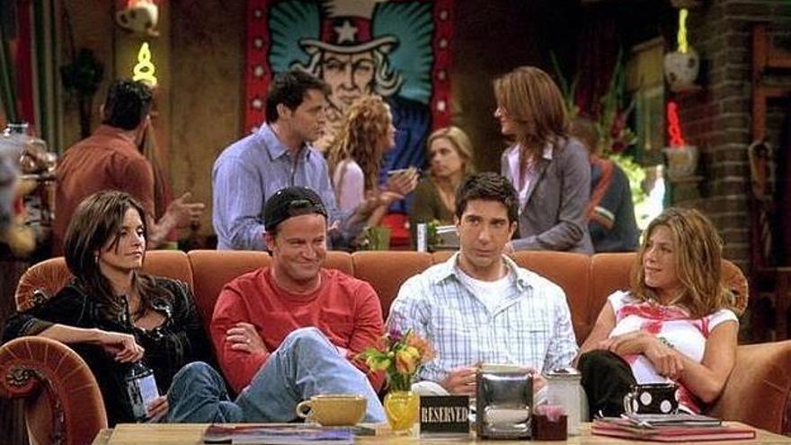 La creadora de 'Friends' lamenta la falta de diversidad de la serie